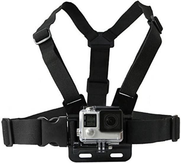 Yantralay GoPro Adjustable Chest Strap Mount Body Belt Harness For Gopro Hero, SJCAM, Yi & Other Action Cameras Strap