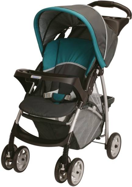 GRACO LiteRider Classic Connect - Dragon Fly Stroller