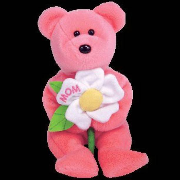 d8e988c15e2 ty Beanie Babies Dearly Bear (Hallmark Gold Crown Exclusive)