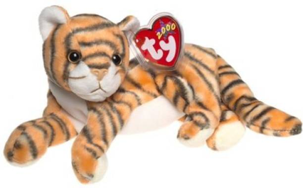ty Beanie Baby - INDIA the Tiger - 20 inch c820ab6eb45c