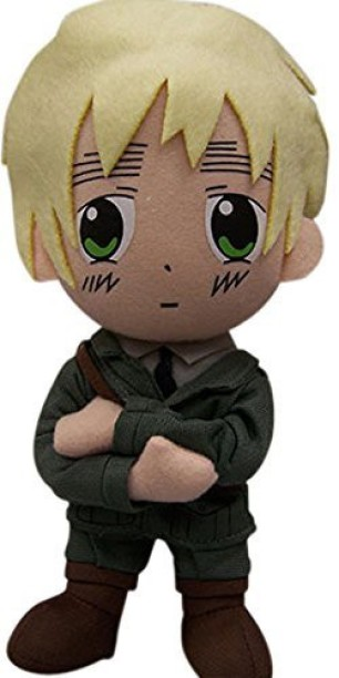 *NEW* Tokyo Ghoul Kaneki One Eyed 7 inch Plush by GE Animation