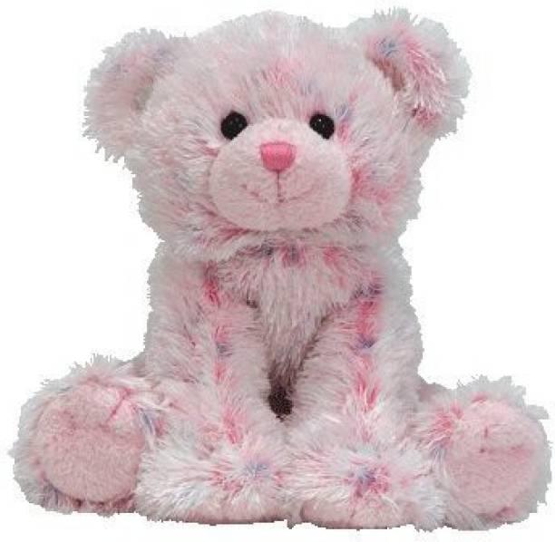 6e7e88367b7 ty Beanie Babies Ticklish Pink Multi Bear