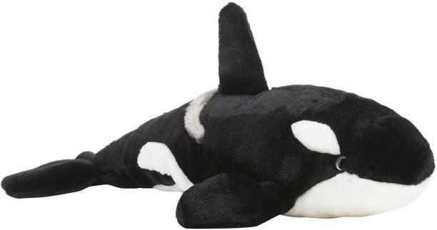 Hamleys Killer Whale Soft Toy  - 5.9 inch