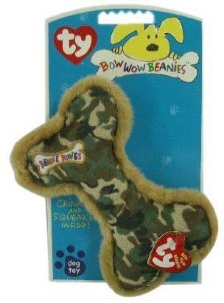 8d4af972251 TY Beanie Babies Bow Wow Beanies Camouflage Bone