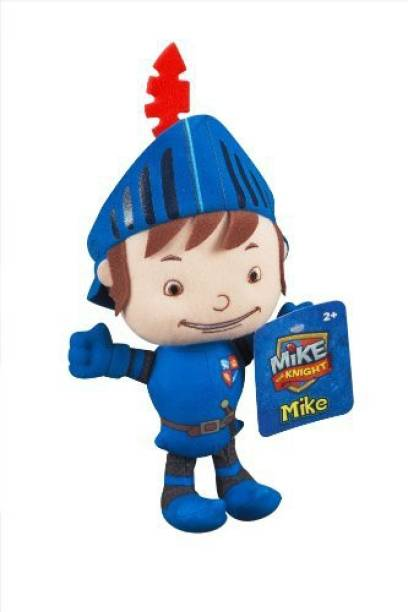FISHER-PRICE Mike The Knight Mike Plush School Bag