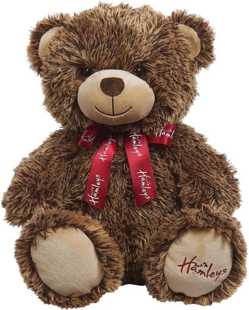 Hamleys Hamelys Mocha Bear  - 10.6 inch