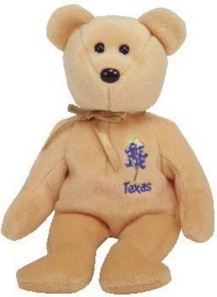 ad3899bf42d ty Beanie Ba Texas Bluebonnet The Bear (Show Exclusive) - 7 inch