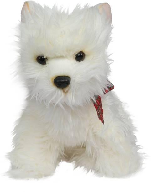 Hamleys Westie Soft Toy  - 11.8 inch