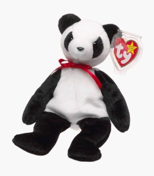 TY Beanie Babies Fortune The Panda Bear efeb030f676c