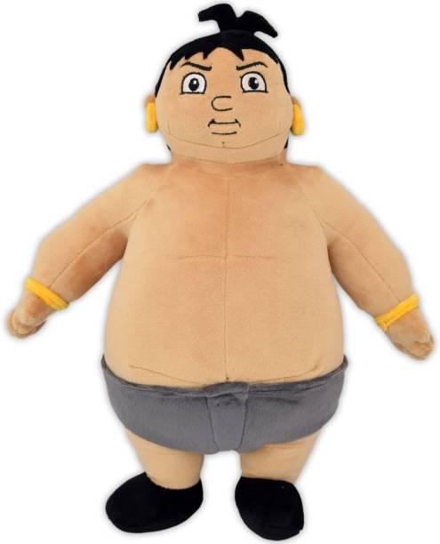 CHHOTA BHEEM Kalia Plush Toy - 33 cm  - 33 cm