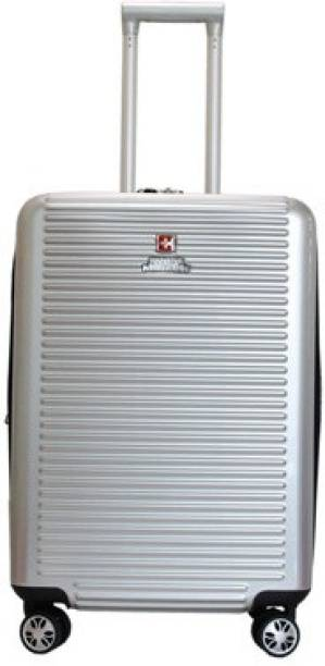 5b1a621d3 Swiss Military COMET SERIES POLYCARBONATE CABIN SIZE 20inch HARD TOP LUGGAGE  Expandable Cabin Luggage - 20