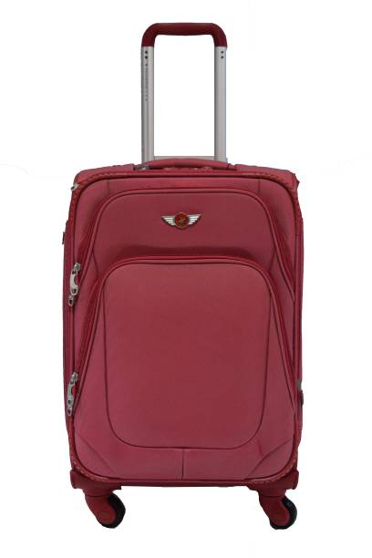 Polo House Usa 8669s Expandable Check In Luggage 24 Inch