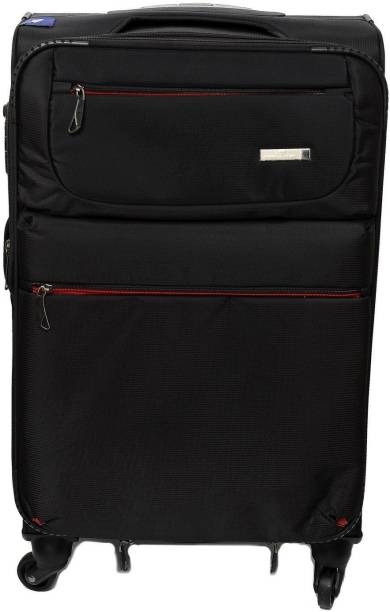f70743bc8af9e3 Princeware Elite Nylon 55 cm Softsided Expandable Cabin Luggage - 21 inch