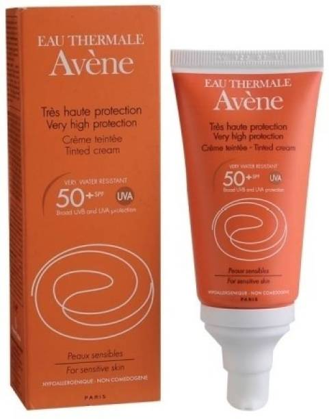 Avene Eau Thermale Very High Protection SPF 50 + Cream - SPF 50 PA+