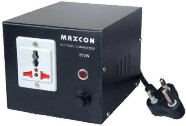 MX Professional Voltage Convertor - 2000 Watts (220 - 110 V) 1  Socket Extension Boards