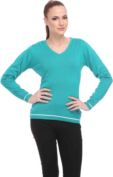 fa836a35d6 Sweaters Pullovers - Buy Sweaters Pullovers Online for Women at Best ...
