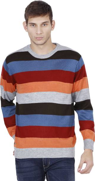 2f792292e Multicolor Sweaters - Buy Multicolor Sweaters Online at Best Prices ...