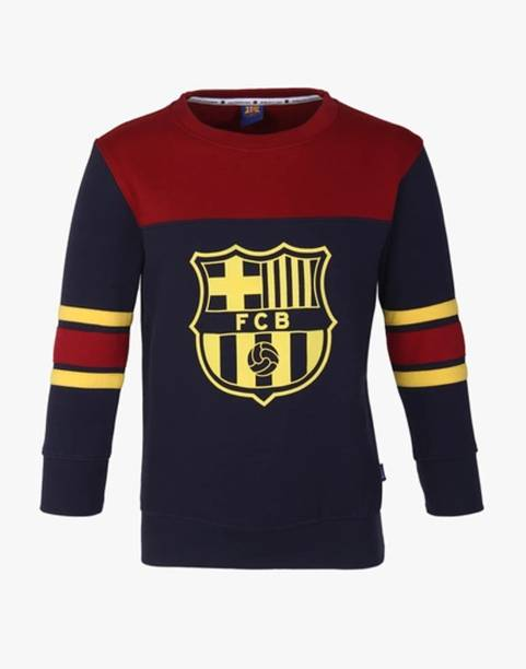 7ab57eb4b Fc Barcelona Boys Wear - Buy Fc Barcelona Boys Wear Online at Best ...