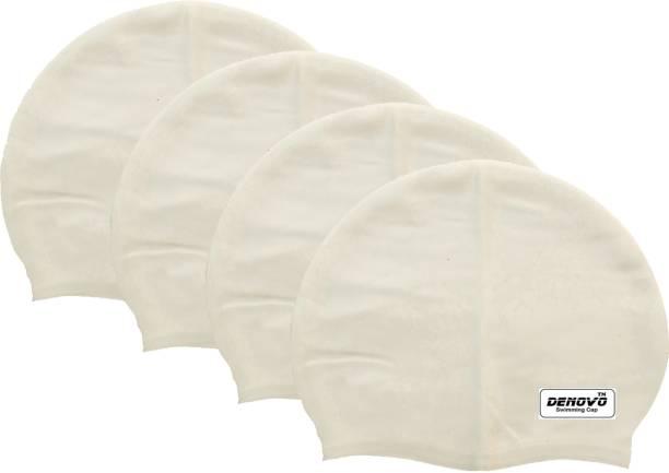 DeNovo Imported Set of 4 Swimming Cap