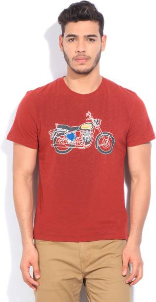 823b75c31 Royal Enfield Tshirts - Buy Royal Enfield Tshirts Online at Best ...