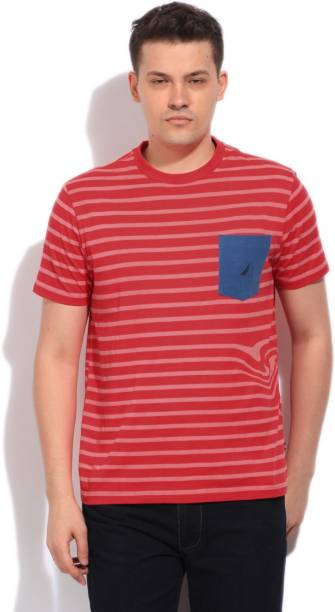 5d0251ffd7 Nautica Tshirts - Buy Nautica Tshirts Online at Best Prices In India ...