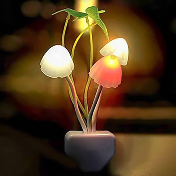 Night Lights Cheap Sale Bedroom Decor Sleep Usb Night Lights Novelty 3d Led Mushroom Modelling Children Touch Button Table Lamp Study Lighting Fixtures