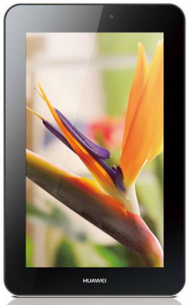 Huawei MediaPad 7 Youth2 1 GB RAM 4 GB ROM 7 inch with Wi-Fi+3G Tablet (Champagne (Black Panel))