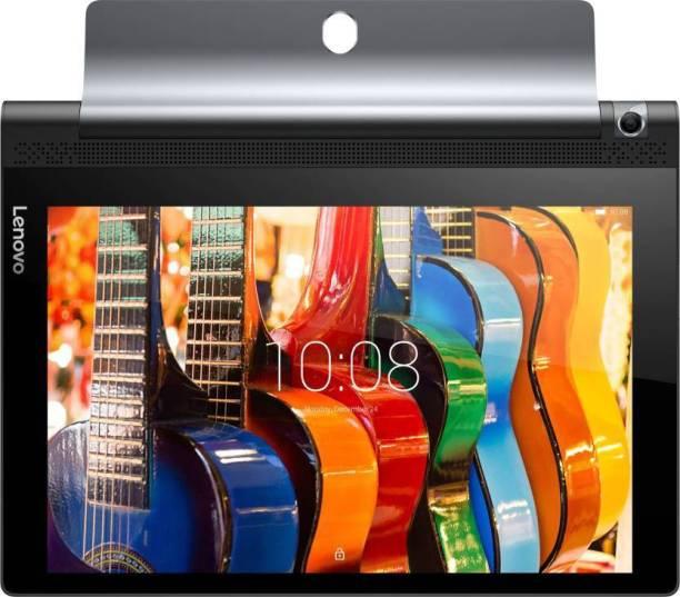 Lenovo Yoga Tab 3 2 GB RAM 16 GB ROM 10.1 inch with Wi-Fi+4G Tablet (Slate Black)