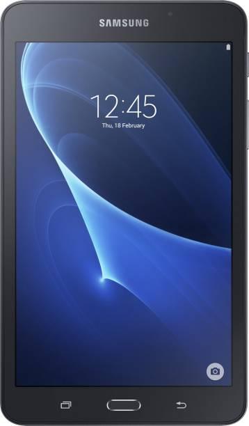 SAMSUNG Galaxy J Max 1.5 GB RAM 8 GB ROM 7 inch with Wi-Fi+4G Tablet (Black)