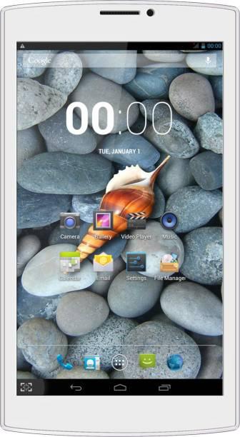 Swipe Ace 1 GB RAM 16 GB ROM 6.95 inch with Wi-Fi+3G Tablet (White)