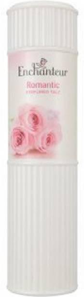 Enchanteur Perfumed Romantic Talc