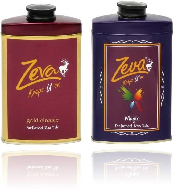 Zeva Keepz U On Gold, Magic Talc-100g