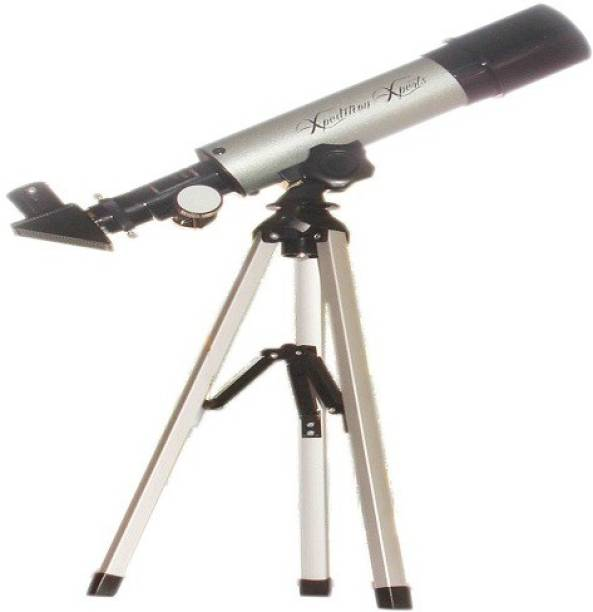 Protos Silver 50mm Advance 90X 360mm Focal Reflecting Telescope