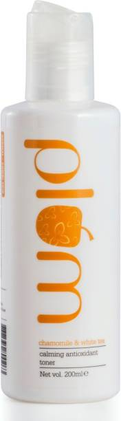 Plum Chamomile & White Tea Calming Antioxidant Toner Women