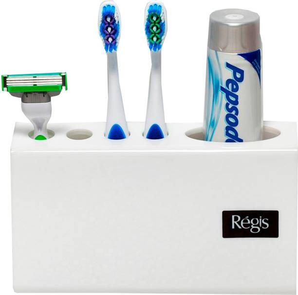 Regis Tooth Brush Holder Stand - Snow Series Toothbrush Holder