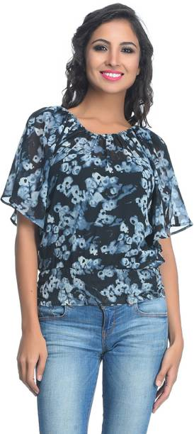 0f830594e5af Blue Tops - Buy Blue Tops Online at Best Prices In India | Flipkart.com