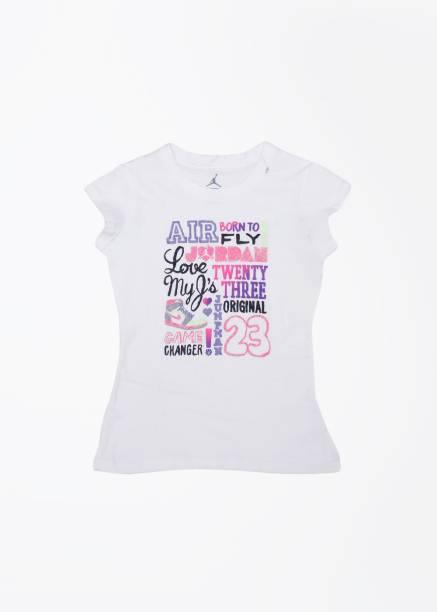 98852dd824493c Jordan Kids Girls Wear - Buy Jordan Kids Girls Wear Online at Best ...