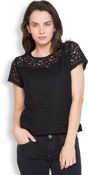 2d65b30be2b Lace Tops - Buy Lace Tops Online at Best Prices In India | Flipkart.com