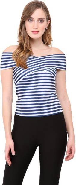 8ed8d892fe88 Le Bourgeois Tops - Buy Le Bourgeois Tops Online at Best Prices In ...