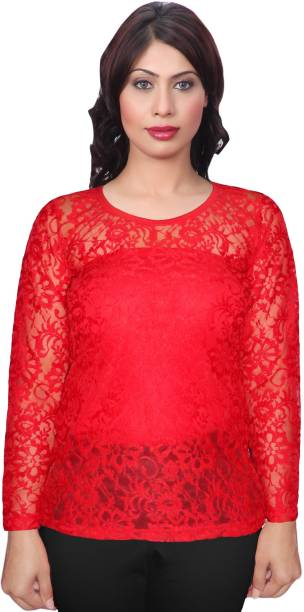 022444f3947394 Long Tops - Buy Long Tops Online For Women at Best Prices In India ...