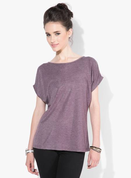 c7f6a6025be Purple Tops - Buy Purple Tops Online at Best Prices In India ...