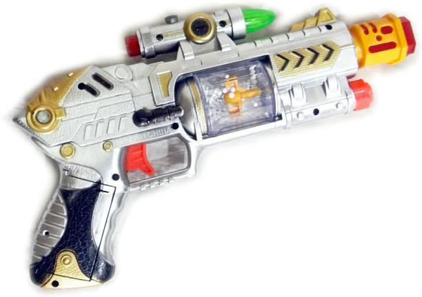 IMPEX Infrared Beam Laser Sound Gun with Sound & Lights Guns & Darts