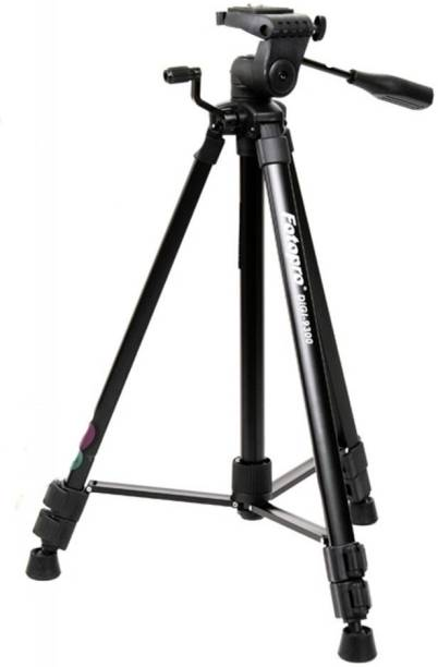 Fotopro Digi-9300 Multi-Function 3-Section 3-Way Tripod for SLR/Digital Cameras