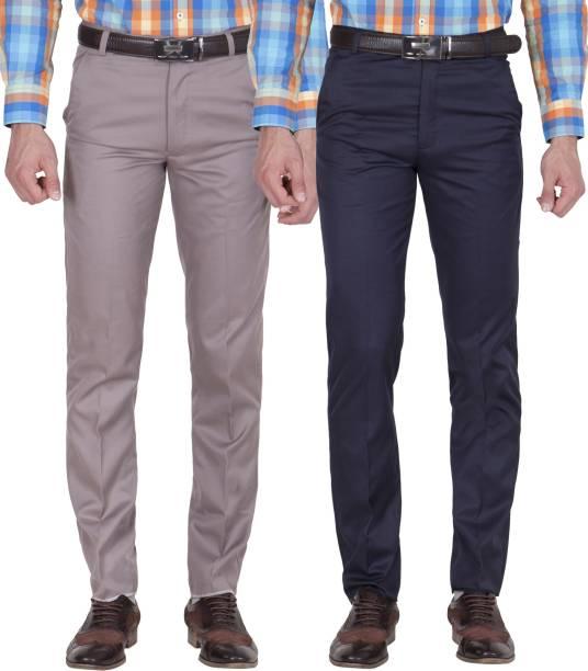 00ea7f37c9 Formal Pants - Buy Formal Pants online at Best Prices in India ...