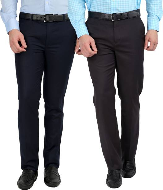 828c97a9e16 Inspire Trousers - Buy Inspire Trousers Online at Best Prices In ...