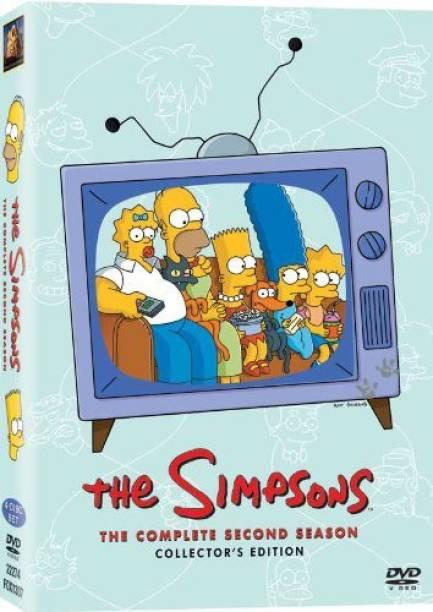 The Simpsons: The Complete (4-Disc Box Set)Season 2