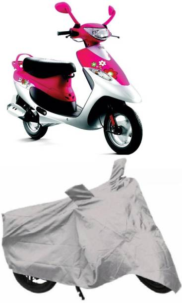 Dogwood Two Wheeler Cover for TVS