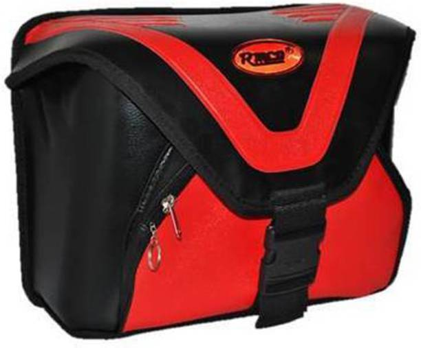 c41056068cf KASCN UNIVERSAL GALAXY TYPE ONE SIDED BAG FOR ALL MOTORCYCLES One-side Red  Fabric Motorbike