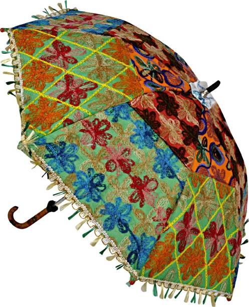 Motherland umbrellas buy motherland umbrellas online at best lal haveli rajasthani wedding decoration umbrella junglespirit Choice Image