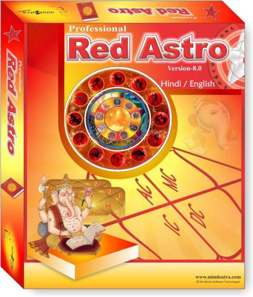 Mindsutra Software Technologies Red Astro Professional
